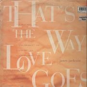 12inch Vinyl Single - Janet Jackson - That's The Way Love Goes
