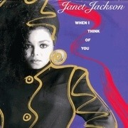7inch Vinyl Single - Janet Jackson - When I Think Of You