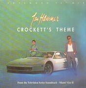 12inch Vinyl Single - Jan Hammer - Crockett's Theme (Extended 12' Mix)