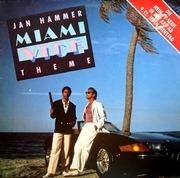 12inch Vinyl Single - Jan Hammer - Miami Vice Theme