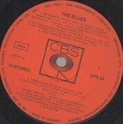 Double LP - Janis Joplin, John Lee Hooker, Fleetwood Mac - The Blues - DISC 2 ONLY
