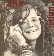 Double LP - Janis Joplin - Joplin In Concert