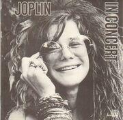 CD - Janis Joplin - Joplin In Concert