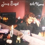 LP - Janis Siegel - At Home
