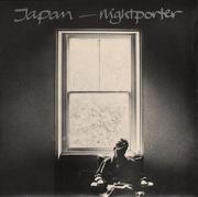 7inch Vinyl Single - Japan - Nightporter