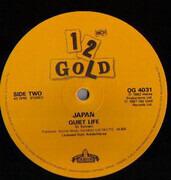 12inch Vinyl Single - Japan - Life In Tokyo/ Quiet Life
