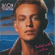 7inch Vinyl Single - Jason Donovan - Sealed With A Kiss - Paper Labels