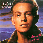 7inch Vinyl Single - Jason Donovan - Sealed With A Kiss