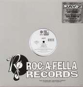 12inch Vinyl Single - Jay-Z - Anything - Still Sealed