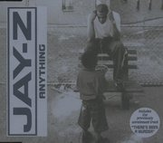 CD Single - Jay-Z - Anything
