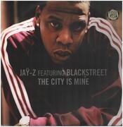 12inch Vinyl Single - Jay-Z Feat. Blackstreet - The City Is Mine