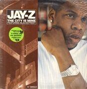 12inch Vinyl Single - Jay-Z - The City Is Mine