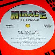 12inch Vinyl Single - Jean Knight - My Toot Toot