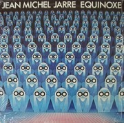 LP - Jean-Michel Jarre - Equinoxe