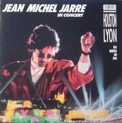 LP - Jean Michel Jarre - In Concert / Houston-Lyon