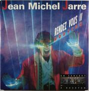7inch Vinyl Single - Jean-Michel Jarre - Rendez-Vous II Houston