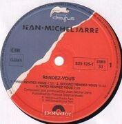 LP - Jean-Michel Jarre - Rendez-Vous