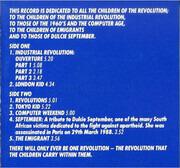 MC - Jean-Michel Jarre - Revolutions - Still Sealed