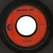 7inch Vinyl Single - Jean-Michel Jarre - Revolutions