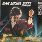 LP - Jean-Michel Jarre - In Concert / Houston-Lyon