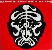 Double LP - Jean-Michel Jarre - Les Concerts En Chine
