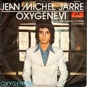 7inch Vinyl Single - Jean-Michel Jarre - Oxygene IV