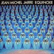 LP - Jean Michel Jarre - Equinoxe - Laminated cover