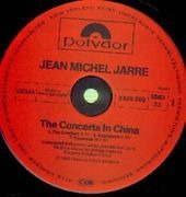 Double LP - Jean Michel Jarre - The Concerts In China