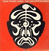 Double LP - Jean-Michel Jarre - The Concerts In China