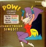 LP - Jeanne Trevor - Pow!