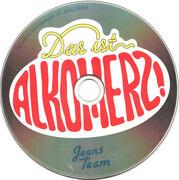 CD - Jeans Team - Das Ist Alkomerz! - Digisleeve