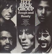 LP - Jeff Beck Group - Rough And Ready