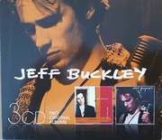 CD-Box - Jeff Buckley - Sketches For My Sweetheart The Drunk / Grace - Slipcase