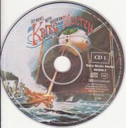 Double CD - Jeff Wayne - (Jeff Wayne's Musikversion Von) Der Krieg Der Welten