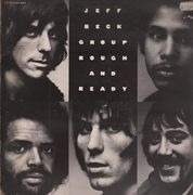 LP - Jeff Beck Group - Rough And Ready - UK Original A1 B1