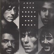 LP - Jeff Beck Group - Rough And Ready - Yellow Label