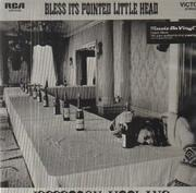 LP - Jefferson Airplane - Bless It's Pointed Little Head - 180g