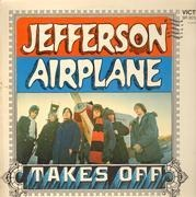 Double LP - Jefferson Airplane - Bless It's Pointed Little Head / Takes Off