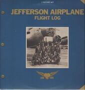 Double LP - Jefferson Airplane - Flight Log 1966-1976 - Original 1st US + Booklet
