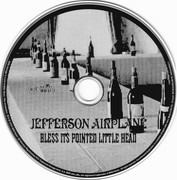 CD - Jefferson Airplane - Bless Its Pointed Little Head