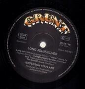 LP - Jefferson Airplane - Long John Silver