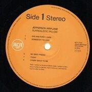 LP - Jefferson Airplane - Surrealistic Pillow