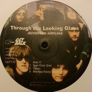 Double LP - Jefferson Airplane - Through The Looking Glass