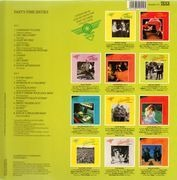 LP - Jefferson Airplane, Box Tops,.. - Party-Time Sixties