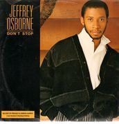 12inch Vinyl Single - Jeffrey Osborne - Don't Stop