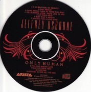 CD - Jeffrey Osborne - Only Human