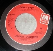 7inch Vinyl Single - Jeffrey Osborne - Don't Stop