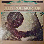 LP - Jelly Roll Morton - Jelly Roll Morton