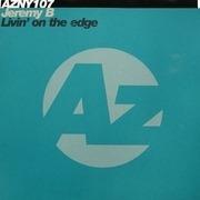 12inch Vinyl Single - Jeremy B - Livin' On The Edge