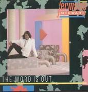 LP - jermaine Stewart - the word is out
